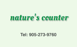 Nature-counter