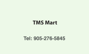 TMS-mart