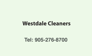 Westdale-Cleaners