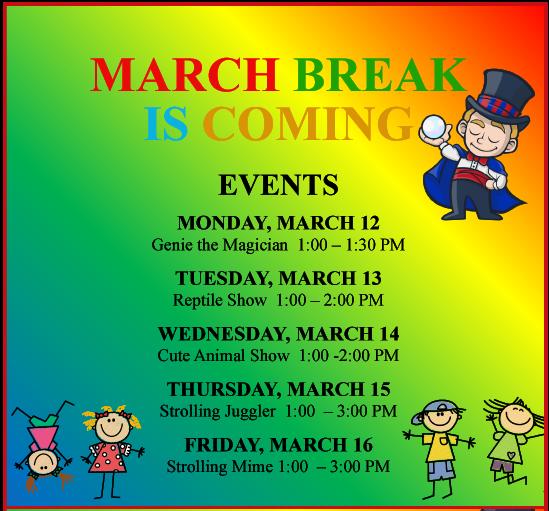 March-brake